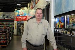 St. Louis Ice Machine Distributor Bill of UGas