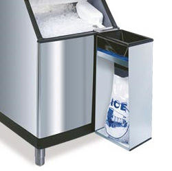 Manitowoc Ice Cube Bagger Attachment