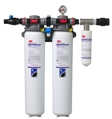 CUNO DP290 Combination Water Filtration System