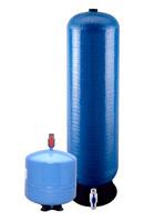 CUNO 40 Gallon Reverse Osmosis Steam Tank