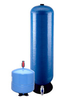 CUNO 10 Gallon Reverse Osmosis Steam Tank